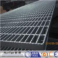 2015 hot sale Serrated Flooring Platform walkway steel grating