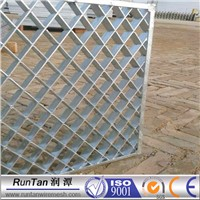 steel grating shelves /paint steel grating