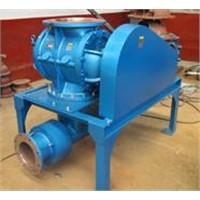 sugar pneumatic conveying rotary feeder