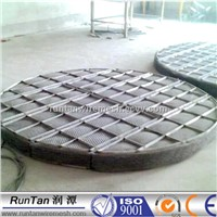 316L stainless steel demister,wire mesh demister,demister pad