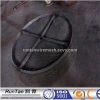 wire mesh demister & stainless steel wire mesh demister from anping factory