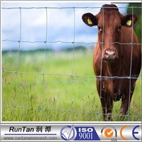 cow fence/field fence /wire mesh cattle fence farm