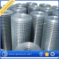 China Supplier 2014 Reinforced/Galvanized Welded wire mesh