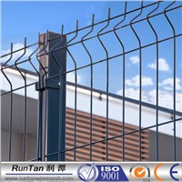 5.0mm PVC COATED 3D Curved Wire Mesh Fence