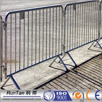 cheap crowd control barrier fence/ bicycle barricades