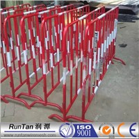 Hot sale steel crowd control barrier( Manufacture Since 1989 )