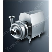 Sanitary Stainless Steel YAH Centrifugal Pumps
