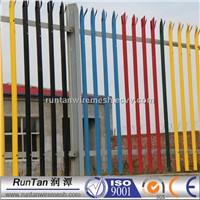 Palisade fence iron fence steel fence