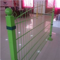 high quality 868 twin wire mesh fence