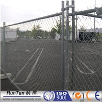high quality temporary fence / chain link fence