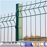 """V"" type welded triangle bended fence/ bended fence"