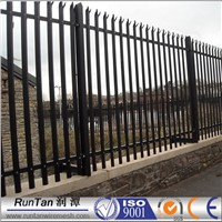 High quality and competitive price Palisade Fence
