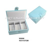 Blue promotional watch box(W0006)