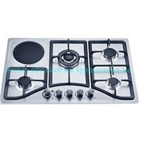 5 Burners Built-in Kitchen Gas Stove(8125SC1)