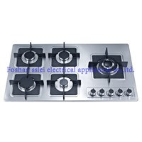 Kitchen Gas Stove Built-in 5 Burners(9265S4)