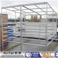 6 bar /5bar Galvanized Corral Cattle Panel Corral horse panel