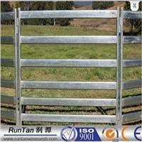 1.8x2.1M 6 Bars Livestock Panels portable Texas gate horse fence panel