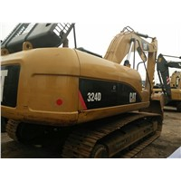 Used CAT324D Excavator