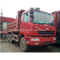 Used Heavy Hualing dump truck