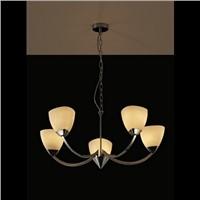 Indoor/hotel/living room like 5PCS flower shape pedant light