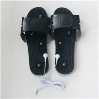 TENS massage conductive slipper work for TENS EMS device