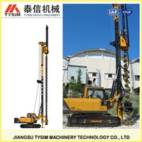 micro piles drilling rig KR80M