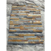 natural building stone , stone wall brick