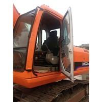 Used  DOOSAN DH220lc-7 Excavator