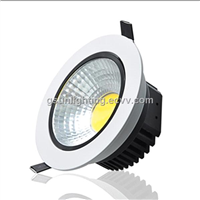 High quality 3W LED COB Downlight,Recessed downlight