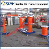 DC High Voltage Test Set Direct Current Generator HV Testing Equipment