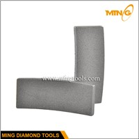 Stone Cutting Diamond Tools Sandstone Segment for sandstone cutting
