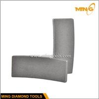 Stone Cutting Diamond Tools Sandstone Segment for sandstone cutting