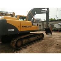 Used Volve EC 210BLC