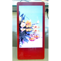 32 inch LCD ultra thin lcd advertising display for mall advertising