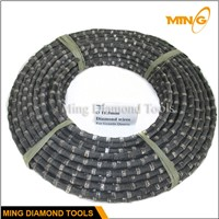 High Quality Diamond Cutting Wire Abrasive Wire Saw With 11/11.5mm Wire Saw Beads