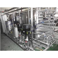 Tubular Sterilizer, Pasteurizer for Juice, Fruit Paste & Etc
