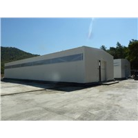 Prefabricated and Easy Assembled Compact Storage Unit