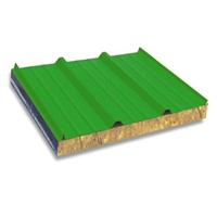 Fireproof Glass Wool Sandwich Panel