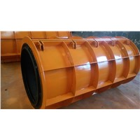 Reinforced Concrete Pipe Making Machine,cement tube production