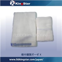 2015 hot selling hospital washed or unwashed lap sponge