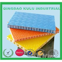 insulated FRP honeycomb sandwich composite panel for sale