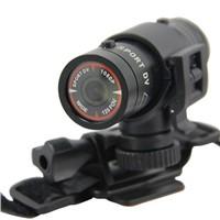 Mini Bullet All Metal Casing 1080P Sport Helmet Action Camera AT81