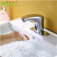 2015 Smart Touchless Sink Sensor Faucet Basin Faucets wenzhou