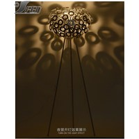 Modern house design floor lamp for party decoration