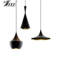 Tom Dixon Beat Light Tall Pendant Lamp