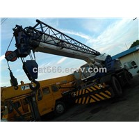 Used  TADANO 25t  Rough Terrain Wheeled Crane
