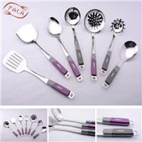 Wholesale 9Pcs Small Purple Next Hello Kitty Kitchenware Set