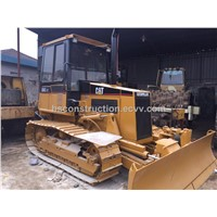 Used Caterpillar D3C Bulldozer,Mini Crawler Bulldozer CAT D3C