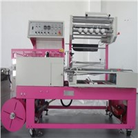 CE certification L bar sealer shrink wrapping cookies seal machinery
