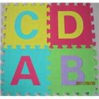A to Z alphabet EVA foam mat for kids